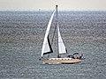 Sailing yacht off Broadstairs, Kent, England 1.jpg