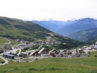 Saint-François-Longchamp Commune in Auvergne-Rhône-Alpes, France
