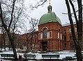 Saint Petersburg. Bolshoy Prospekt V.O., 85. Heritage building of Hospital (& Church).jpg