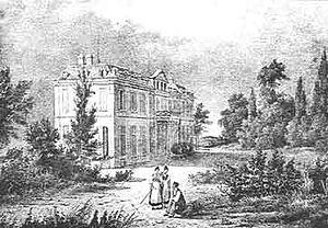 Louis Philippe I, Duke of Orléans - The Château de Sainte-Assise
