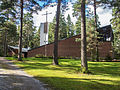 Salokunta church Sastamala Finland architect Timo Penttilä 1960.jpg