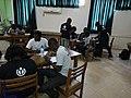 Salon stratégique Wikimedia 2030 au CNFC-cotonou37.jpg