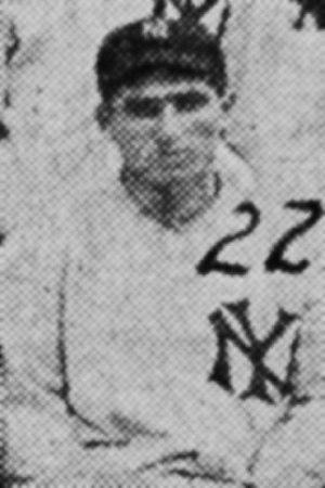 Joe Smith (catcher) - Image: Salvatore Joseph Smith