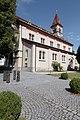 Salzburg - Itzling - Pfarrkirche St. Antonius Ansicht 2 - 2019 08 01.jpg