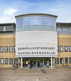 Umeå School of Business - Image: Samhallsvetarhuset 3 100603 mpn Original