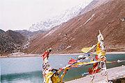 Samiti lake near the Kangchenjunga base camp, Sikkim