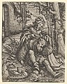 Samson and Delilah, from Women's Wile (Weiberlisten) MET DP833986.jpg