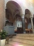 San Gregorio. Spoleto. Presbiterio, lato sinistro.jpg