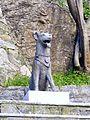 San Rocco di Camogli (Camogli)-monumento cane2.jpg