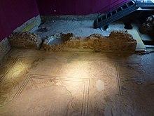 Isola del mosaico (Parco archeologico Quadrilatero)