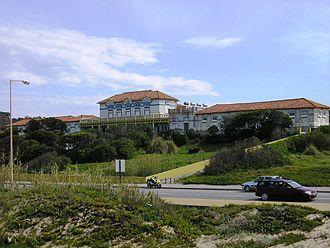 Valadares (Vila Nova de Gaia) - Sanatório Marítimo do Norte, in Valadares.
