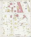 Sanborn Fire Insurance Map from West Point, Clay County, Mississippi. LOC sanborn04540 004-5.jpg