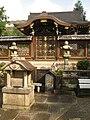Sanjo Kokaji mausoleum, Kyoto - IMG 4976.JPG