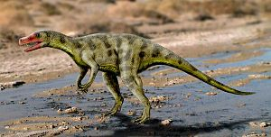 Ischigualasto Provincial Park - Sanjuansaurus