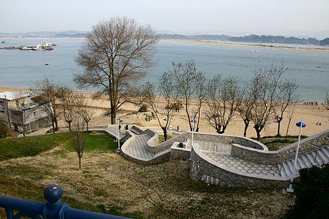 Santander Playa Magdalena