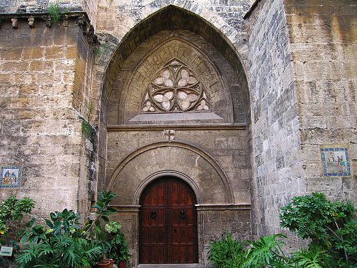 Santjoanhospital porta nord