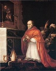 Santo Toribio Alfonso de Mogrovejo, Archbishop of Lima