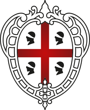 coat of arms of Sardinia Region.