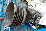 Saturn V rocket - Kennedy Space Center - Cape Canaveral, Florida - DSC02793.jpg