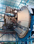 Saturn V rocket - Kennedy Space Center - Cape Canaveral, Florida - DSC02816.jpg