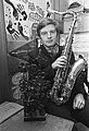 Saxofonist Hans Dulfer kreeg Wessel Ilckenprijs voor prestaties in de jazz in Pa, Bestanddeelnr 923-0671.jpg