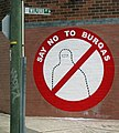 Say no to Burqas mural in Newtown, New South Wales.jpg