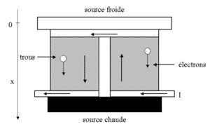 Thermoélectrique générateur Leselicht lumignons crée d/'électricité chaleur à l/'électricité