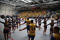 Schaenzle-Sporthalle Konstanz bei einem Heimspiel der HSG Konstanz.jpg