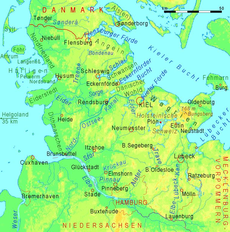 Singles in Schleswig-Holstein: Ab sofort glücklich im Norden