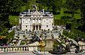 Schlosspark Linderhof, Königlich Villa (9686060612).jpg