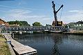 Schwaan Bau der Warnowbrücke Juni 2014 - 1.jpg