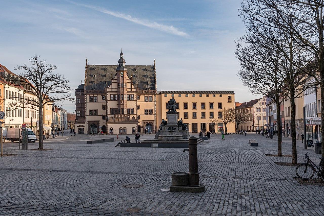 file schweinfurt markt rathaus 20170225 wikimedia commons. Black Bedroom Furniture Sets. Home Design Ideas