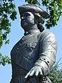 Sculpture of Peter the Great - Outside Battle of Poltava History Museum - Poltava - Ukraine (43843164161).jpg