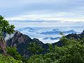 Sea of clouds viewed from the top of Huangshan.jpg