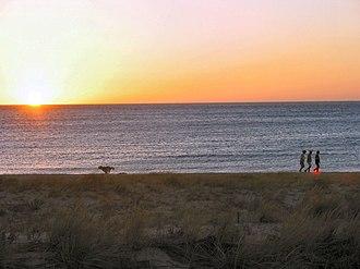 Seacliff, South Australia - The beach at Seacliff