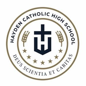 Hayden High School (Topeka, Kansas) - The Seal of Hayden Catholic High School