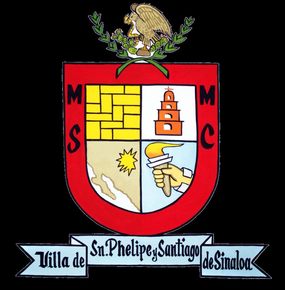 Official seal of Sinaloa Municipality