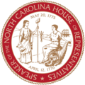 Seal of the Speaker of the North Carolina House of Representatives.png