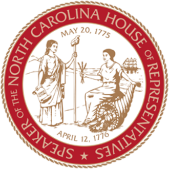 Speaker of the North Carolina House of Representatives - Seal of the Speaker