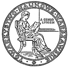Seal of the Warsaw Scientific Society 1907.jpg