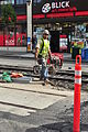 Seattle - laying trolley tracks on Broadway at Pine 21.jpg