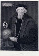 Sebastian Cabot (eksplorador)