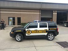 a patrol vehicle use by priority protection investigations in texas