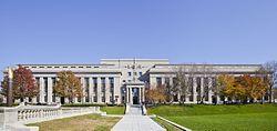 Sede nacional de la Legión Estadounidense, Indianápolis, Estados Unidos, 2012-10-22, DD 01.jpg