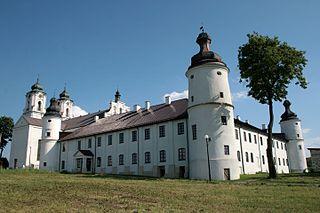 Sejny Place in Podlaskie Voivodeship, Poland