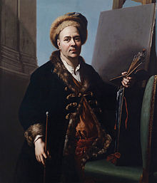 Selfportrait by Jacob van Schuppen.jpg