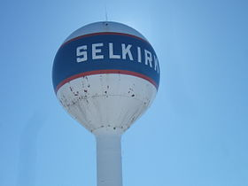 Selkirk MB watertower.jpg