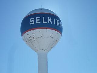 Selkirk, Manitoba City in Manitoba, Canada