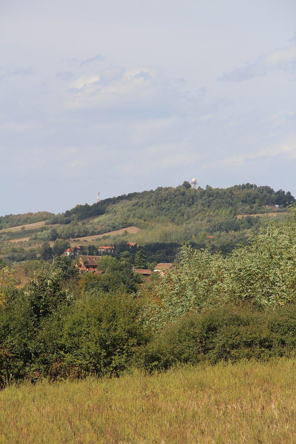 Selo Blizonje - opština Valjevo - zapadna Srbija - Panorama 9