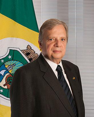 Brazilian Social Democracy Party - Image: Senador Tasso Jereissati (Foto Oficial)